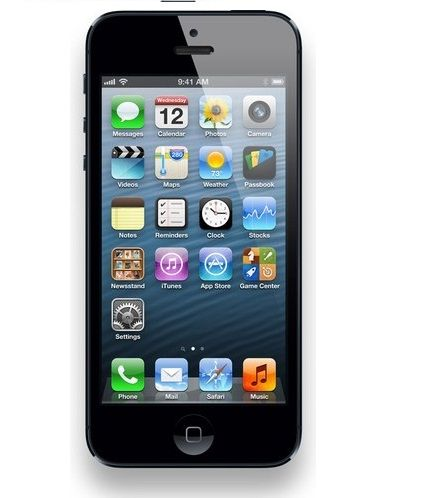 iPhone 5 16GB juodas